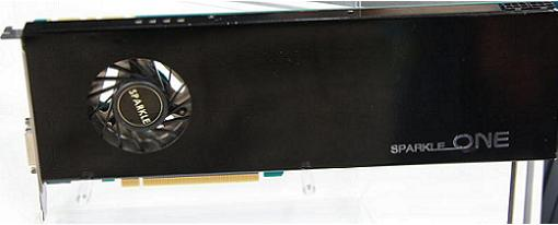 GeForce GTX 570 single-slot de Sparkle