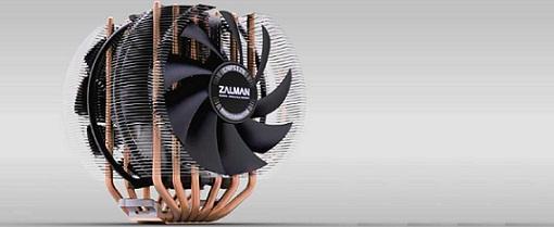 Nuevo disipador CNPS 12X de Zalman