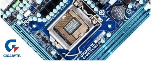 Nueva tarjeta madre mini-ITX LGA 1155 chipset H67 de Gigabyte
