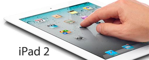 iPad 2 a la venta a partir del 11 de Marzo