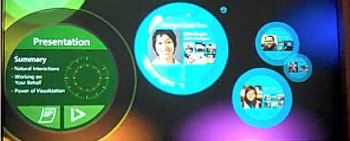 Microsoft nos enseña su nueva interfaz de usuario