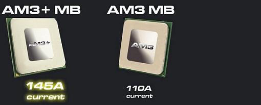 ASRock muestra las diferencias entre AM3 y AM3 +