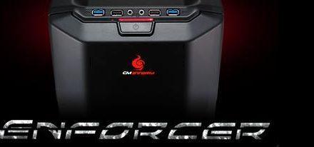 El nuevo case CM Storm Enforcer estará disponible en mayo