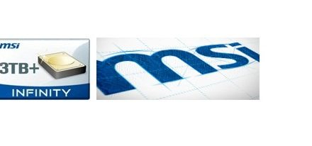 MSI presenta su tecnologia 3TB+ Infinity