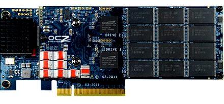 OCZ lanza su SSD VeloDrive con interfaz PCI
