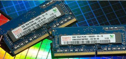 Hynix anuncia sus módulos DRAM DDR4