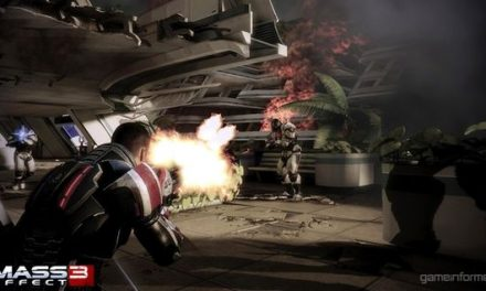 Primeras capturas in-game de Mass Effect 3