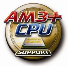 AM3 + CPU Support de MSI
