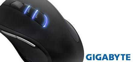 Mouse inalámbrico ECO600 de Gigabyte