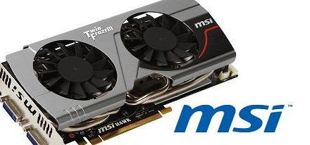 MSI anuncia su GeForce GTX 560 Ti Hawk