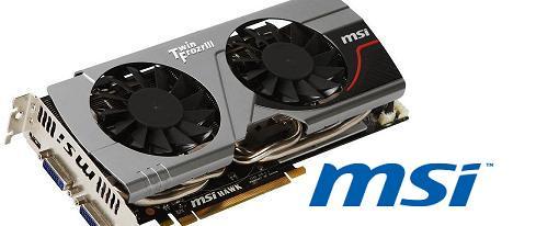 MSI anuncia su GeForce GTX 560 Ti Hawk