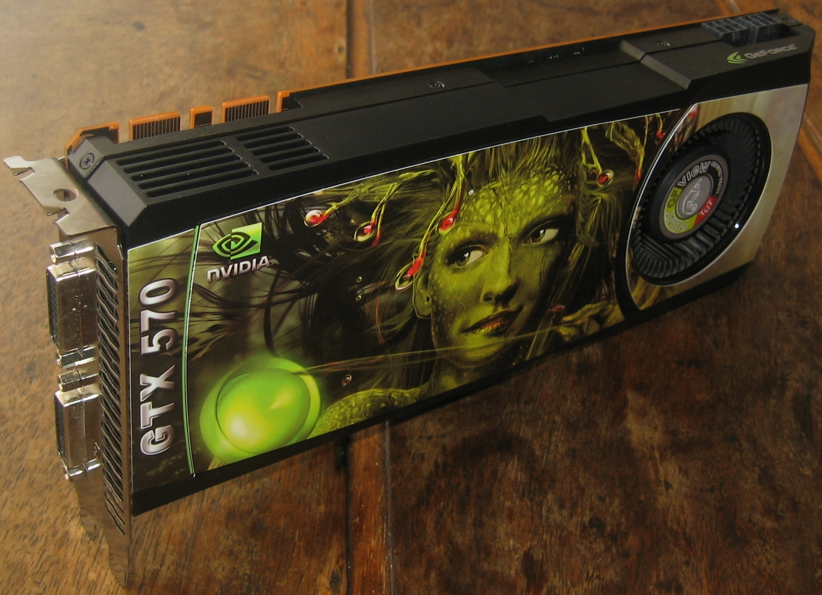 Review: Point of View GTX570 TGT Ultra Charged