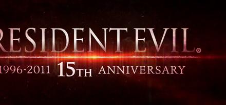 Resident Evil conmemora su quince aniversario con un espectacular trailer