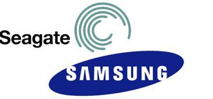 Seagate compra Samsung HDD's