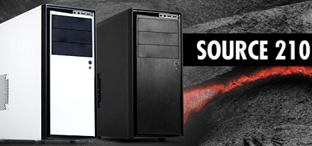 NZXT anunció sus case's Source 210 y Source 210 Elite