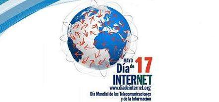 Hoy 17 de mayo se celebra el Dia de Internet