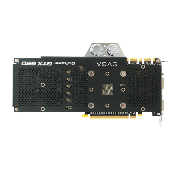 GeForce GTX 580 3072MB Hydro Copper 2 de EVGA