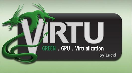 Lucid Virtu GPU Virtualization Software