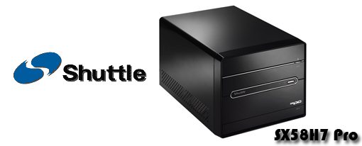 MiniPc de Shuttle's Core i7-980X Obtiene USB 3.0 y SATA 6 Gb/s