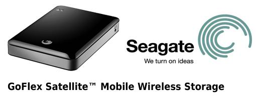 Seagate anuncia el lanzamiento de disco duro externo alimentado con baterias y Wi-Fi