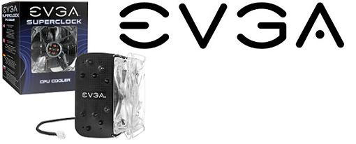 CPU Cooler Superclock de EVGA