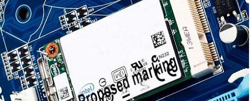 Gigabyte prepara cuatro tarjetas madres con conector mSATA