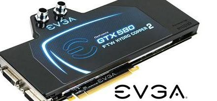 EVGA lanzará GTX 580 de 3 GB con bloque para refrigeración liquida