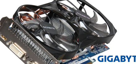 Nueva GeForce GTX 560 Overclock Edition de Gigabyte