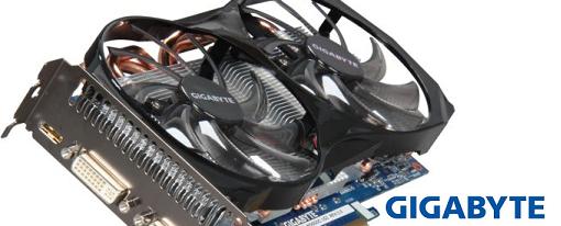Nueva GeForce GTX 560 Overclock Edition de Gigabyte