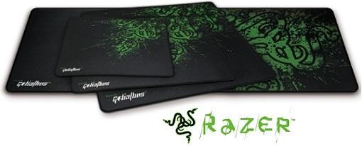 Razer anuncia sus rediseñados mousepad Goliathus