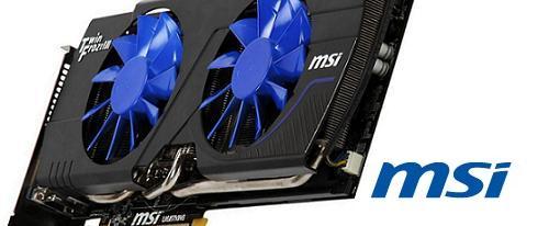 MSI lanza oficialmente su N580GTX Lightning Xtreme Edition