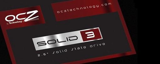 Nueva serie de SSD's Solid 3 de OCZ
