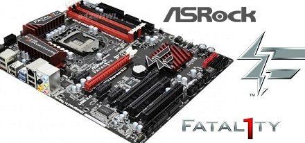 ASRock está preparando otra tarjeta madre P67 Fatal1ty