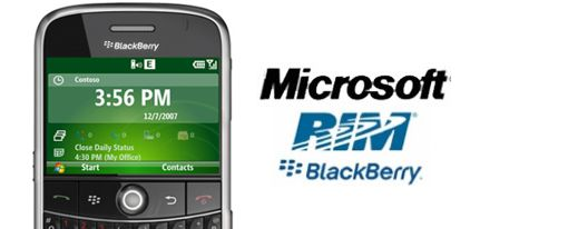 Microsoft podría comprar RIM ?