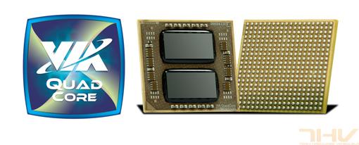 VIA lanza procesadores QuadCore pequeños