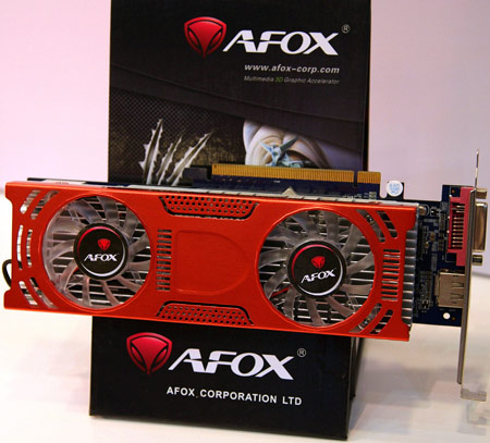 Computex 2011 - Radeon HD 6850 Low Profile de AFOX