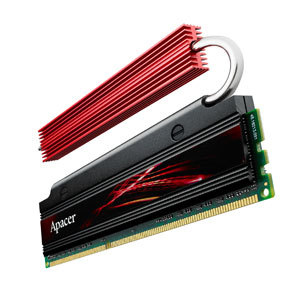 Memorias Ares DDR3-2133 MHz Dual Channel de Apacer
