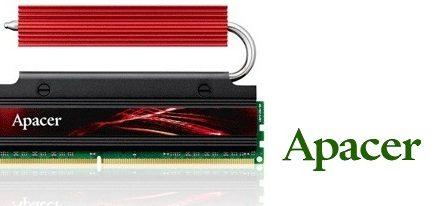 Apacer anuncia sus kits de memorias Ares DDR3-2133 MHz