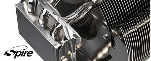 Nuevo CPU Cooler 'Swirl' de Spire