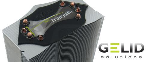 Gelid actualizó su CPU Cooler Tranquillo