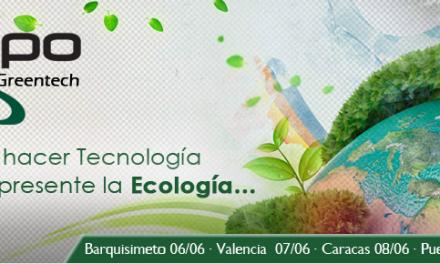 Expo Greentech 2011 – Tecnología Ecológica