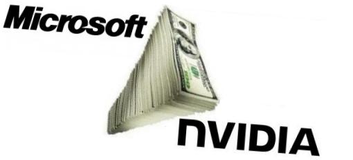 Microsoft podría asociarse con Nvidia