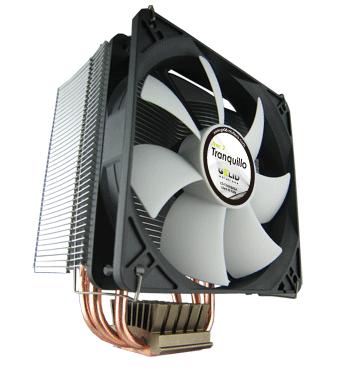 CPU Cooler Rev.2 Tranquillo de Gelid