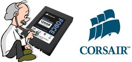 Corsair llama a revision discos SSD Force 3 128GB