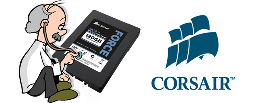 Corsair llama a revision discos SSD Force 3 128GB