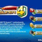Tarjetas madres de Gigabyte socket FM1 para las APUs AMD Llano -7