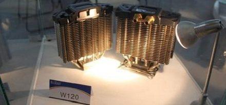 CPU Cooler híbrido W120 de PCCooler OC3