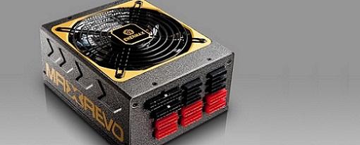 Enermax presentó su fuentes de poder de 1350W y 1500W MaxRevo
