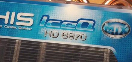 Radeon HD 6970 IceQ Mix de HIS
