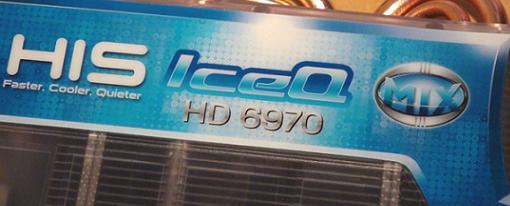 Radeon HD 6970 IceQ Mix de HIS